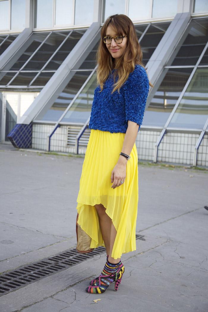 prada-shoes-yellow-skirt