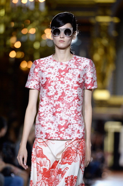 Stella McCartney: Runway - Paris Fashion Week Womenswear Spring/Summer 2014