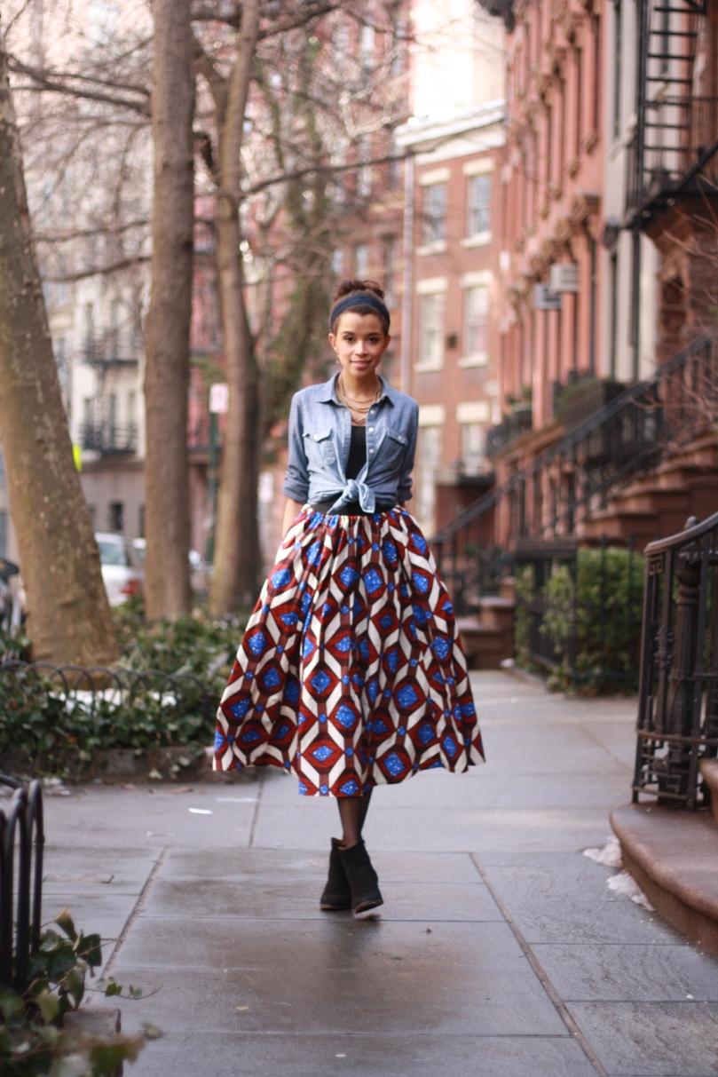 patterned-midi-skirt