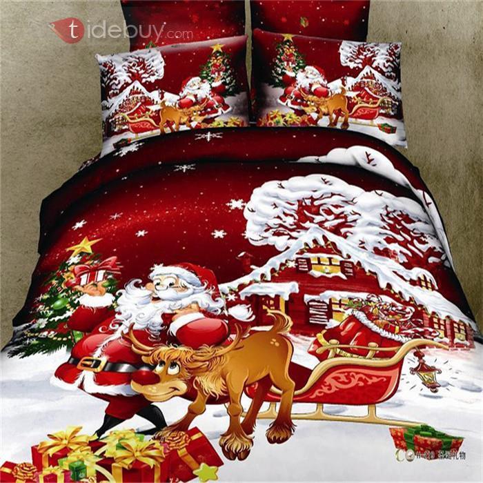 Lenzuola Matrimoniali Di Natale.Regali Di Natale
